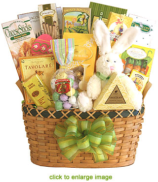 Easter gourmet gift basket click to enlarge image easter gourmet negle Gallery
